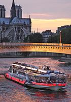 bateau restaurant paris
