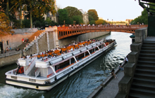 Bateaux Mouches Sightseing Cruise Low Season