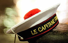 Capitaine Fracasse Menu Amiral 6:15pm