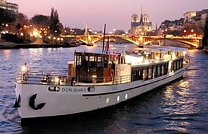 bateau paris restaurant
